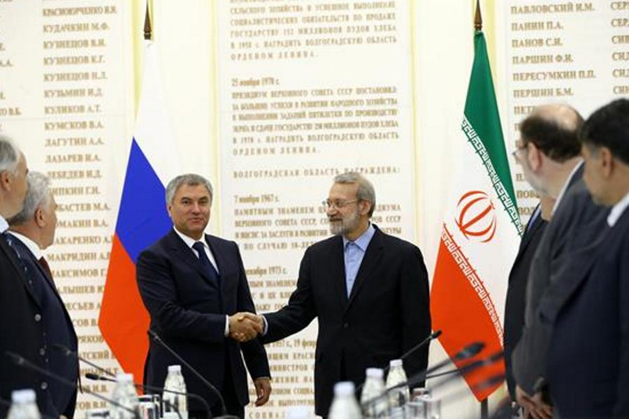 Photo of Terrorists' days in Syria numbered: Iran Majlis Speaker