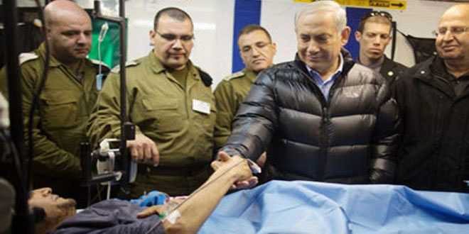 Photo of Israel acknowledges support of terrorists in Syria