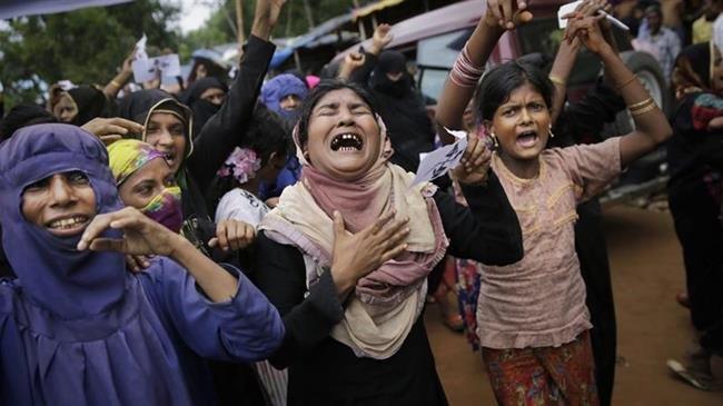 Photo of Australia slaps sanctions on Myanmar officers over Rohingya