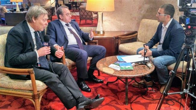 Photo of Hypocrite Russia says Iran's presence in Syria none of israel's business
