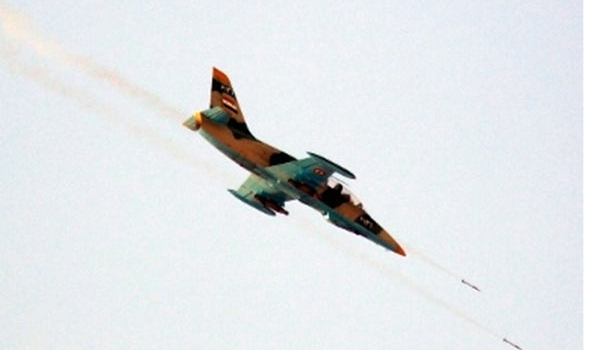 Photo of Syria in Last 24 Hours: Air Force Bombs Heavily ISIL's Movements in Homs