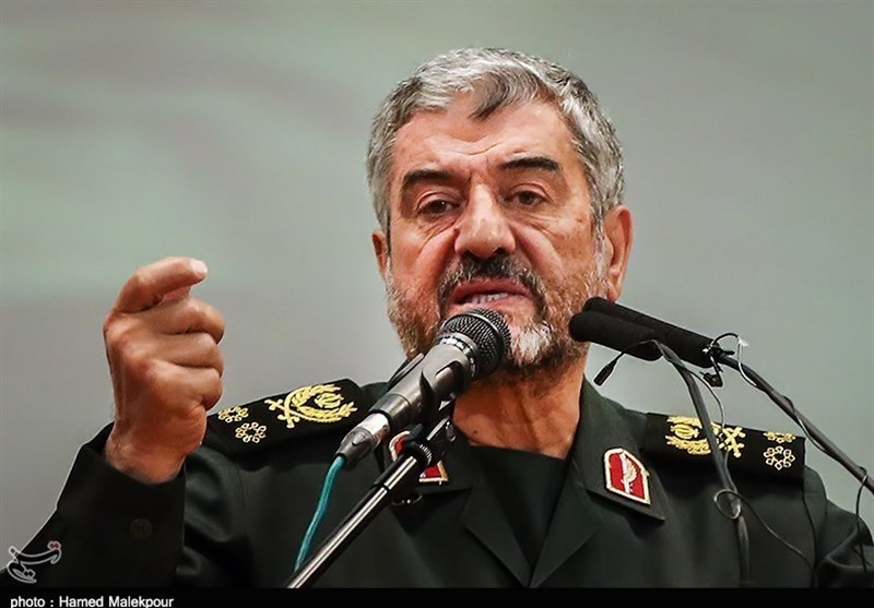 Photo of IRGC Chief: Zionists Trying to Foment Insecurity in Iran
