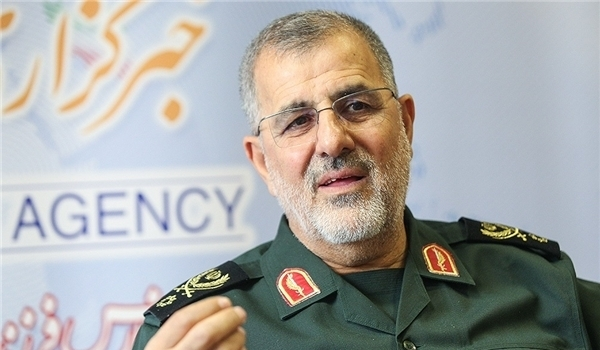 Photo of Commander: IRGC Ready for Joint Operations with Pakistan to Free Iranian Hostages