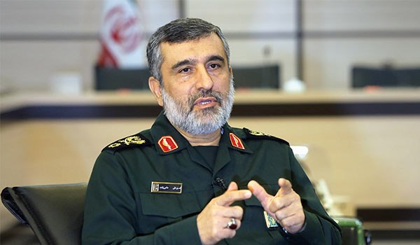 Photo of Commander Warns Supporters of Terrorists to Take Lesson from IRGC's Monday Missile Strikes
