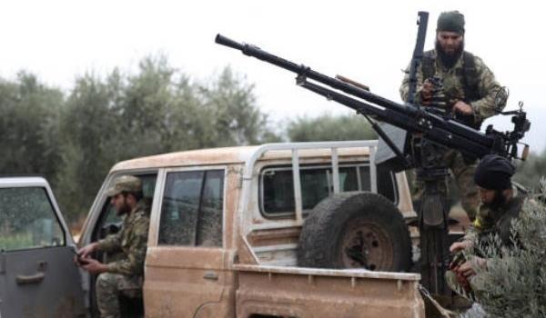 Photo of Ankara-Backed Terrorists Hide Heavy Weapons in Lattakia