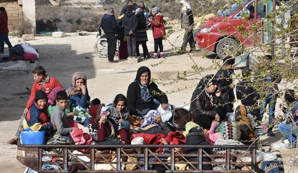 Photo of More Families Flee Terrorist SDF-Run Refugee Camps in Northeastern Syria