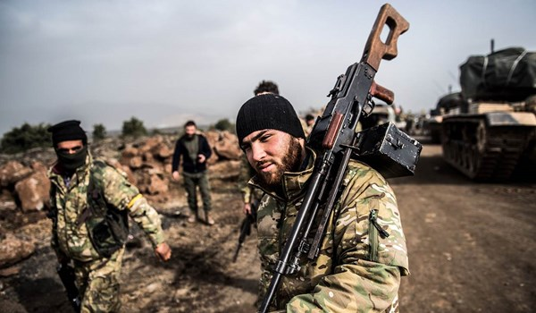 Photo of Jeish Al-Islam Terrorists Reinvigorate Positions in Turkey-Occupied Regions in Northern Syria
