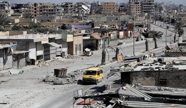 Photo of Largest Mass Grave in Raqqa Includes over 1,500 Bodies of Victims