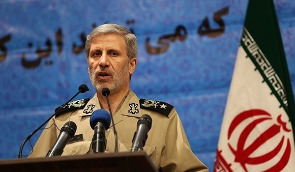 Photo of Iranian DM Asks Int'l Community to Stand against Warmongers