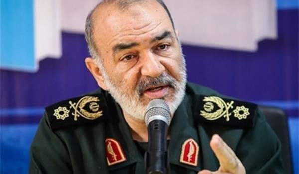 Photo of Commander: IRGC Missile Strikes Strong Warning to Enemies
