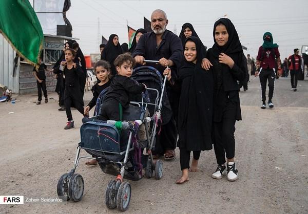 Photo of Photos- Arbaeen Walk: Iranian Pilgrims Set Off to Karbala