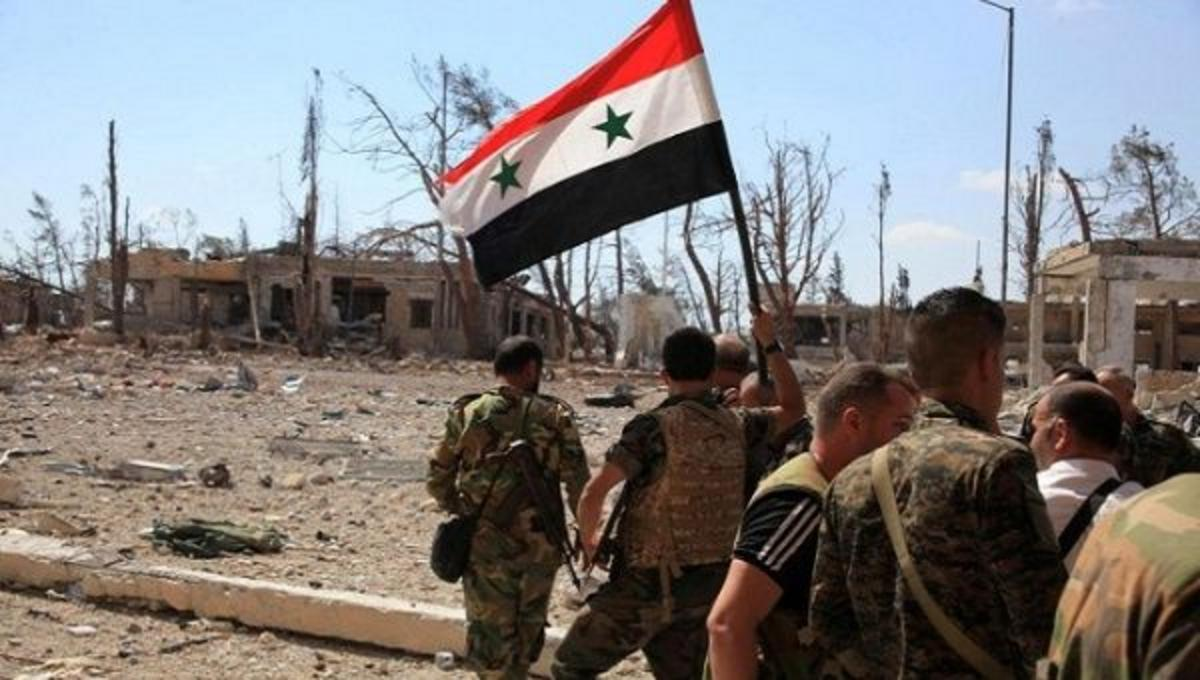Photo of Syrian Army launches powerful attack against terrorists in west Aleppo