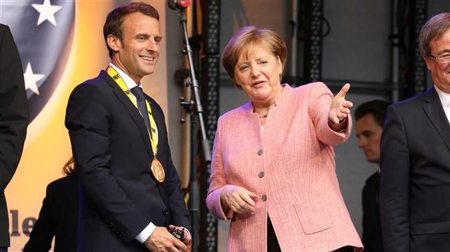 Photo of Merkel warns Trump against 'destroying' UN