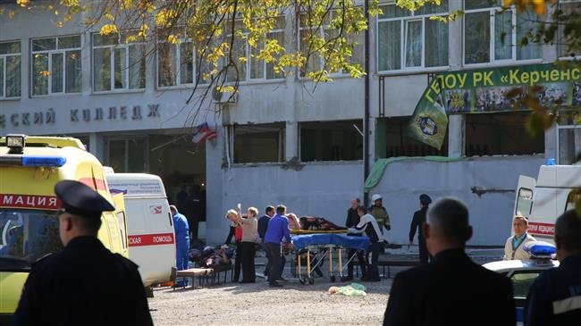 Photo of Crimea college attack kills at least 19 people, injures 50 others