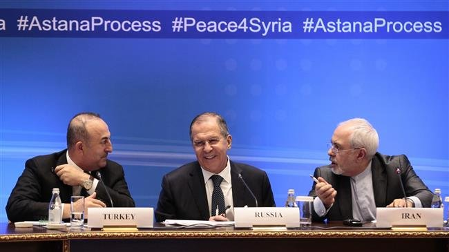 Photo of Syria ceasefire guarantors hold discussions in Russian capital