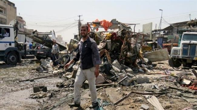 Photo of 6 killed in car bomb attack in northern Iraq