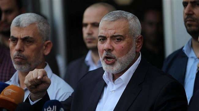 Photo of Gazans to keep up anti-occupation rallies until end of Israeli siege: Haniyeh