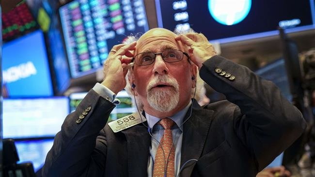 Photo of US Stocks fall sharply again after Wednesday's massive sell-off