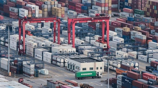 Photo of China's trade surplus hits record