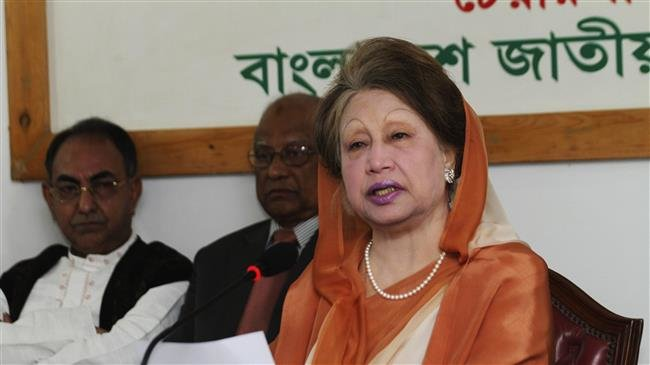 Photo of 'Court in Bangladesh doubles ex-PM Zia's jail term'