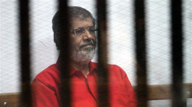 Photo of Egypt's Morsi says will never recognize Sisi's coup