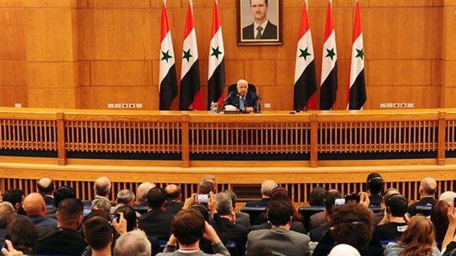 Photo of Syria will not allow anyone to interfere in its national affairs: FM