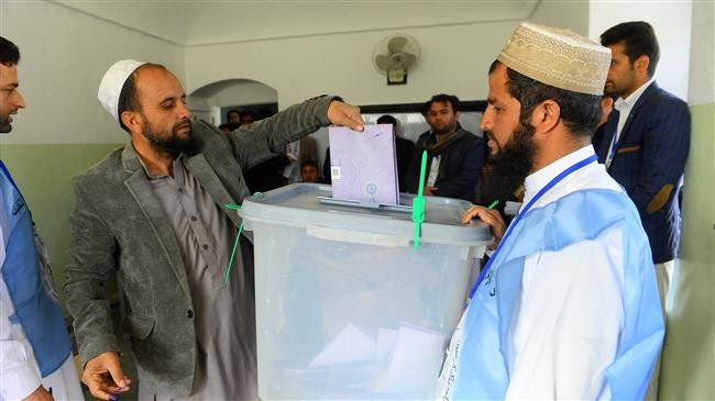 Photo of Multiple blasts rock Kabul as Afghans vote in elections