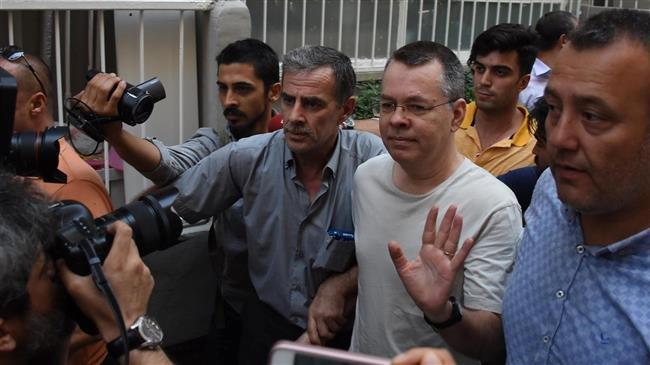 Photo of Erdogan government allows US spy pastor Brunson to go free!?