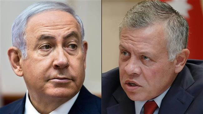 Photo of Jordanian king wants Israel to return border areas leased under 1994 peace deal