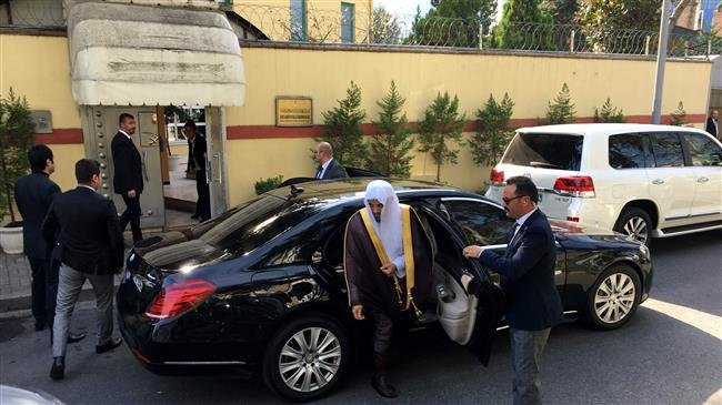 Photo of Saudi public prosecutor holds 2nd round of talks in Istanbul, visits Riyadh's consulate