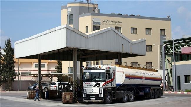 Photo of Zionist regime suspends fuel delivery to besieged Gaza Strip