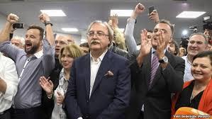 Photo of Georgia presidential vote goes to runoff with Zurabishvili wins first round