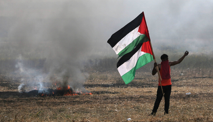 Photo of Thousands of Palestinians Participate in Friday Protests against Zionist Enemy in Northern Gaza: Two Martyrs, 376 Wounded