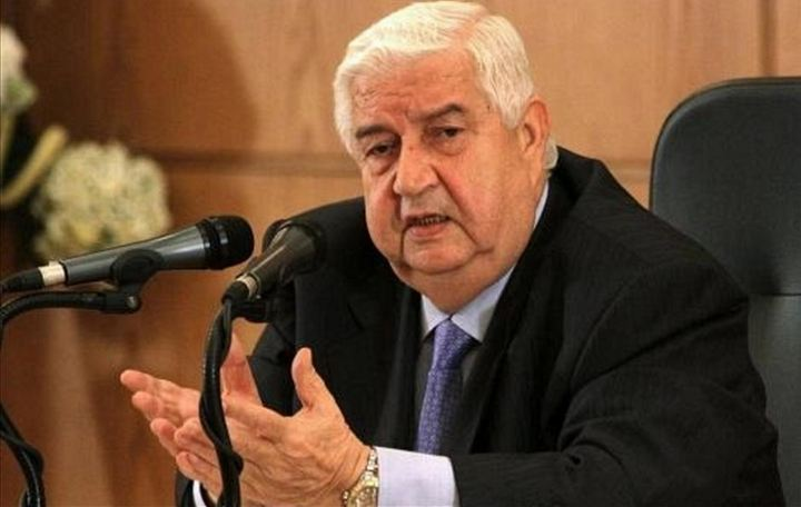 Photo of Al-Moallem: Syria Rejects Foreign Interventions in Its Domestic Issues