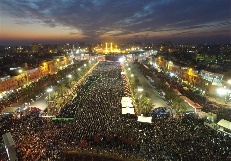 Photo of Arba'een in Pictures: Millions of pilgrims converge on Karbala to honor Imam Hussein