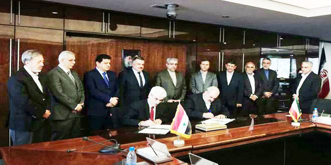 Photo of Iran, Syria sign deal for power plant project in Lattakia