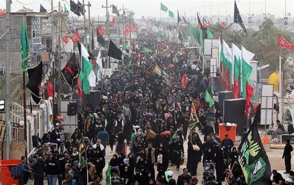 "Photo of ""Enemies concerned over unified march of Arba'een"""