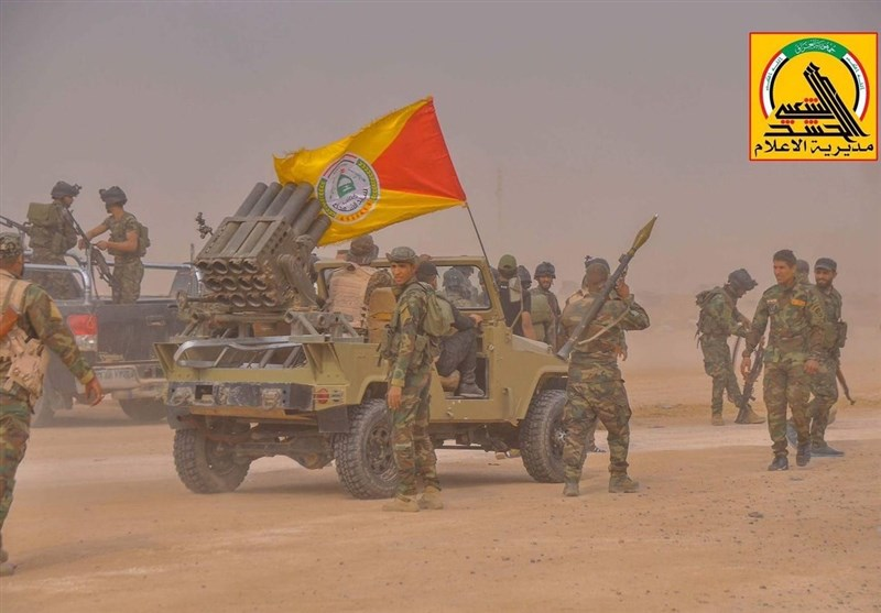 Photo of Iraqi Hezbollah Repulse Daesh Attack near Syria Border