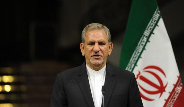 Photo of Iran VP: US Sanctions create minimum negative impact on economy