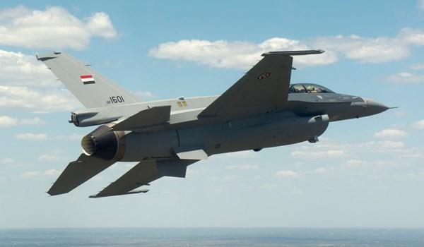 Photo of Iraqi Warplanes Bomb ISIL's Terrorist Bases in Syria