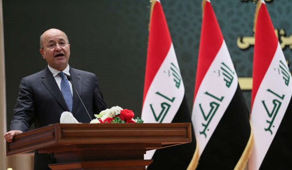 Photo of President: Iraq No Instrument for Wielding Sanctions on Iran