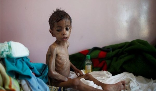 Photo of Red Cross: More Than 75% of Yemenis Need Aid