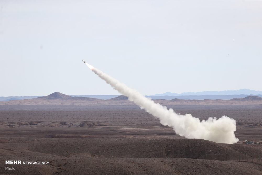 Photo of Photos- Iran successfully testing 'Mersad' air defense system