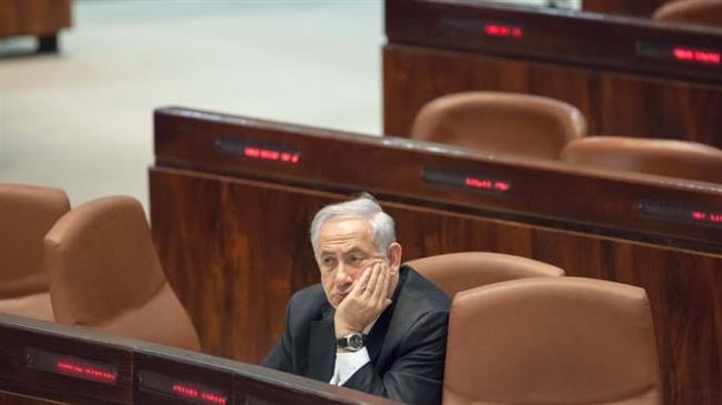 Photo of Butcher Netanyahu becomes zionist military affairs minister after slaughterer Lieberman's resignation