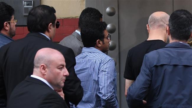 Photo of 'I'm choking' were last heard from Khashoggi