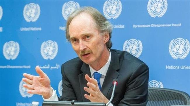 Photo of Norwegian diplomat becomes UN's fourth Syria envoy