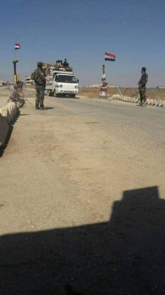 Photo of Syrian Army reopens vital east Idlib crossing