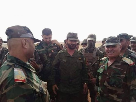 Photo of Syrian Army preparing for large-scale operation in Idlib