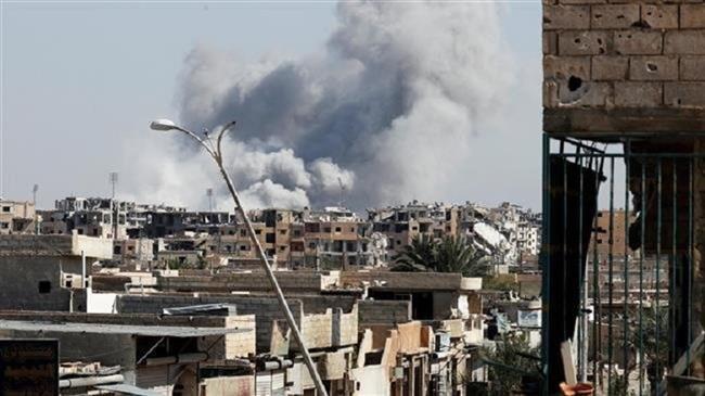 Photo of Satanic US-led coalition strikes kill 11 Syrian civilians in Dayr al-Zawr