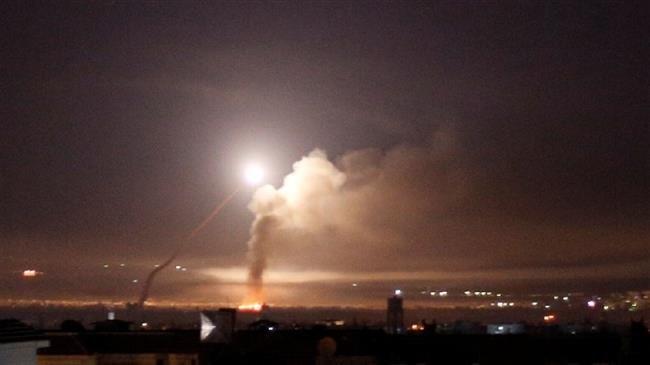 Photo of Syria shoots down 'Israeli war plane' near Damascus